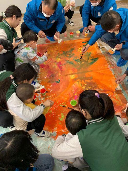 孤独症儿童:生活里需要有更多色彩